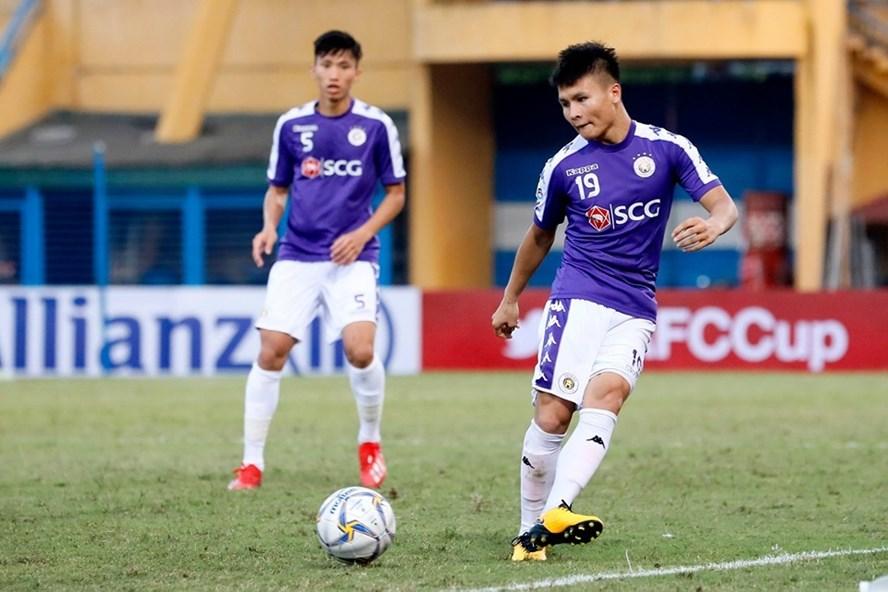 Ảnh Hà Nội FC.
