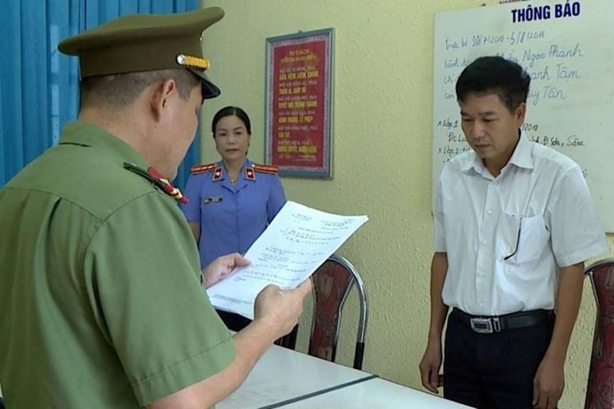 Bị can Trần Xuân Yến khai nhận chính Giám đốc Sở