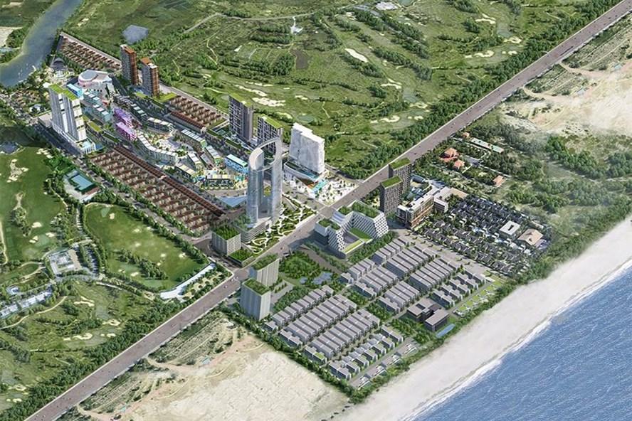 Cocobay Đà Nẵng dự kiến hoàn thiện vào năm 2022