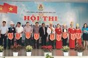 Lâm Đồng: Gần 300 thí sinh tham gia Hội thi Cán bộ Công đoàn