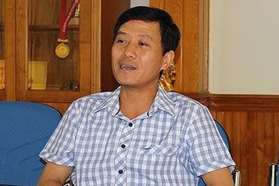 Chủ tịch UBND TP Hòa Bình - Nguyễn Thanh Huy.