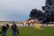Nóng nhất hôm nay: Khách lấy đồ trên máy bay Nga có thể bị truy tố