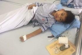 LD1992: Cháu bé ung thư máu cần giúp đỡ