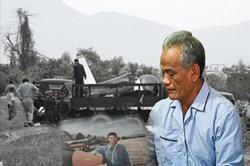 """Cha phi công Lê Xuân Trường tử nạn: """"Niềm tự hào của gia đình đã mãi ra đi"""""""