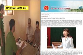 Pháp luật 24h: Bà Nguyễn Thị Kim Anh và đồng nghiệp nhận hối lộ bao nhiêu?