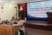 CĐ Công thương VN: Nâng cao kỹ năng đàm phán, ký kết TƯLĐTT cho cán bộ CĐ