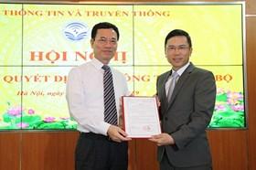 Ông Phạm Anh Tuấn được bổ nhiệm làm Tổng biên tập Báo VietNamNet
