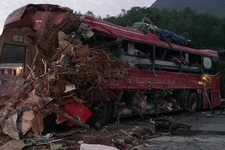 Tình trạng sức khỏe của nạn nhân trong vụ tai nạn thảm khốc ở Hòa Bình