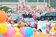 Những phát ngôn đáng chú ý ngày đầu thăm Triều Tiên của ông Tập Cận Bình