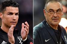 """HLV Sarri và """"ông sao"""" Ronaldo sẽ tìm thấy điều họ cần ở nhau"""