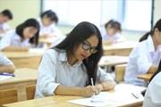 Đề thi, đáp án môn Hóa học mã đề 213 thi THPT quốc gia 2019