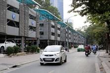 Hà Nội: Hàng chục bãi đỗ xe ngầm, bãi xe thông minh... vẫn nằm trên giấy