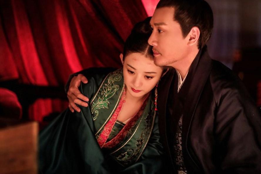 """""""Minh Lan truyện"""" được coi là tác phẩm se duyên cho cặp vợ chồng son Triệu Lệ Dĩnh - Phùng Thiệu Phong."""