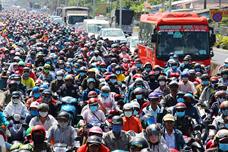 Infographic: Dân số Việt Nam đạt 96,2 triệu người năm 2019