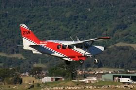 Tai nạn máy bay Thụy Điển: Người nhảy dù cố nhảy ra khi máy bay rơi