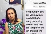 Nghệ sĩ Hoàng Lan cầu cứu diễn viên Phi Phụng vì hết tiền để chữa bệnh