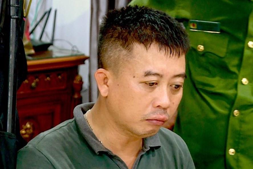 """Đối tượng Trương Hoàng Lâm (biệt danh Lâm """"le"""") được cho là cầm đầu đường dây đánh bạc nghìn tỉ qua mạng. Ảnh: V.N"""