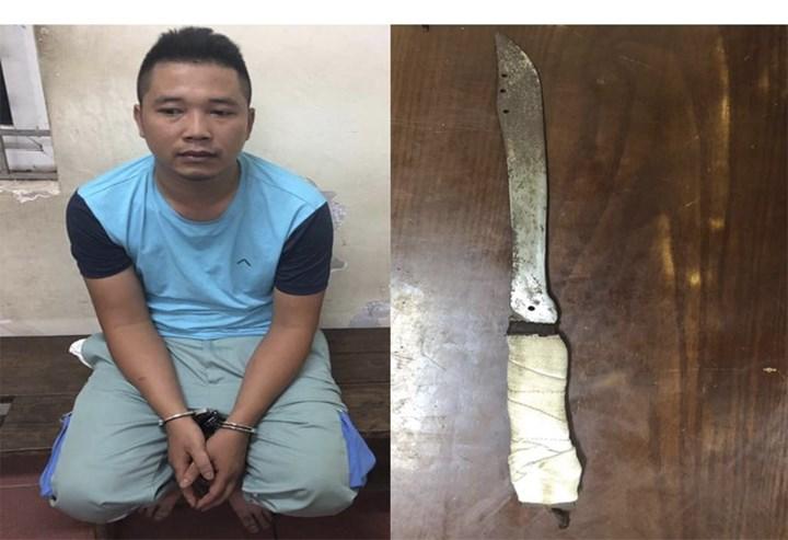 Vây bắt đối tượng dùng dao cướp 100 triệu đồng trong cửa hàng Viettel
