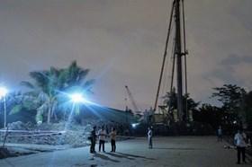 TPHCM: Điện tại công trình rò rỉ, hai bé trai tử vong thương tâm