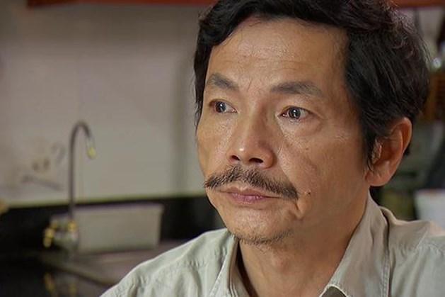 """NSƯT Trung Anh trong """"Về nhà đi con"""". Ảnh cắt từ clip"""