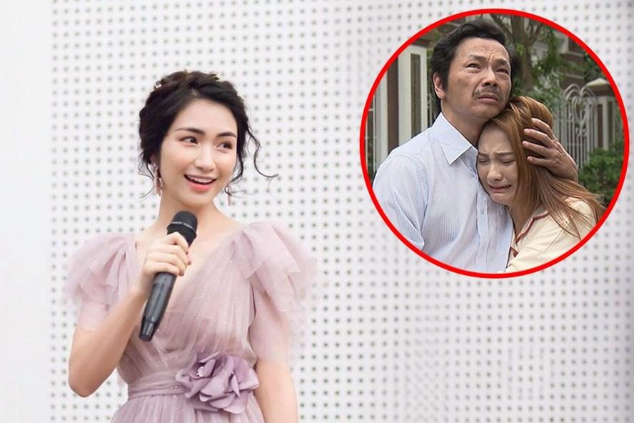 Hòa Minzy chia sẻ về bộ phim. Ảnh: FBNV