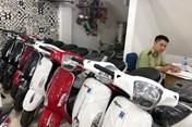 Quản lý thị trường thu giữ nhiều xe máy có dấu hiệu giả công suất động cơ