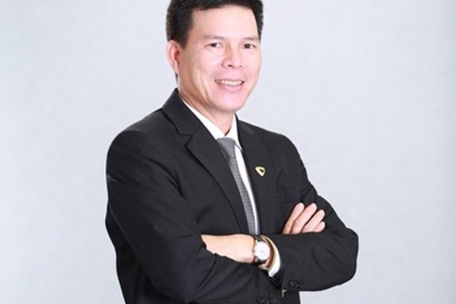 Phó Tổng Giám đốc Vietcombank - ông Phạm Mạnh Thắng. Ảnh: V.C
