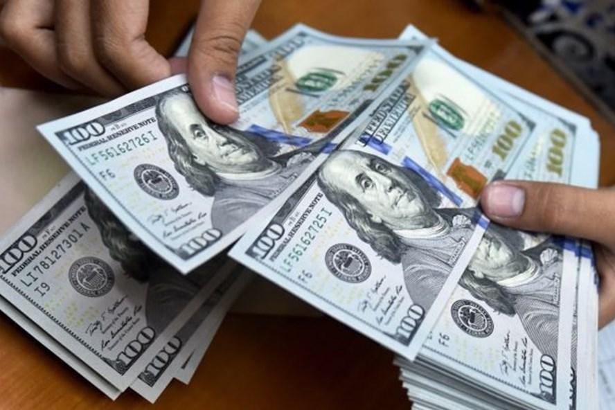 Tỷ giá ngoại tệ hôm nay 1.8: Giá USD tiếp tục ở mức cao trước thềm cuộc họp của Fed. Ảnh TL