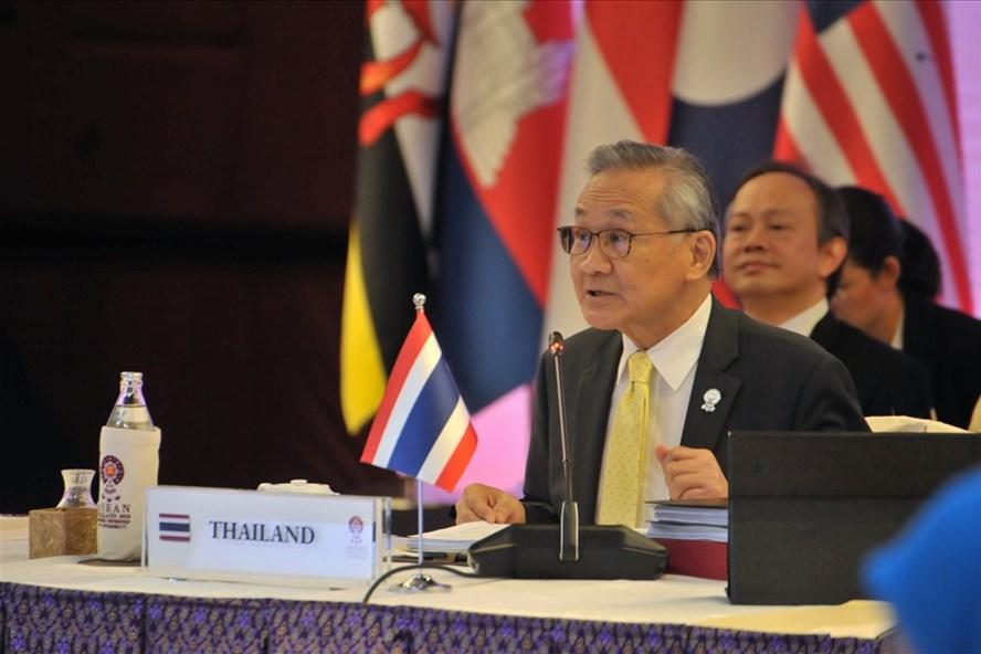 Hội nghị Bộ trưởng Ngoại giao ASEAN lần thứ 52 (AMM-52) diễn ra hôm 31.7 tại Bangkok, Thái Lan. Thái Lan hiện đang đảm nhận cương vị Chủ tịch ASEAN 2019. Ảnh: asean2019.go.th.