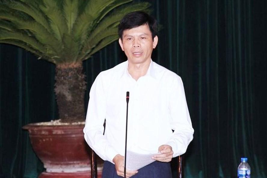 Ông Lê Anh Tuấn, người vừa được bổ nhiệm Thứ trưởng bộ GTVT. Ảnh: Cổng TTĐT Bộ GTVT