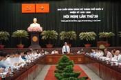 Sắp trình Hội đồng Nhân dân TPHCM chính sách hỗ trợ người dân Thủ Thiêm