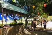Ngày hội du lịch của vựa trái cây miền Nam giữa vùng núi Trung bộ