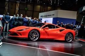 Ferrari mở rộng dòng xe thể thao hạng sang dễ lái