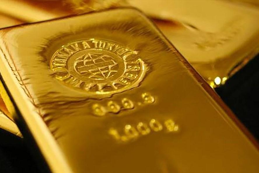 Giá vàng hôm nay 19.8 tiếp tục tăng. Ảnh TL