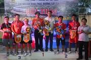 Chi nhánh Khai thác đường sắt Sài Gòn tổ chức hội thao vì người lao động