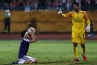 Văn Quyết băng đầu, ghi bàn quyết định giúp Hà Nội thắng Altyn Asyr