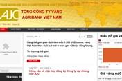 AJC bị tố lợi dụng thương hiệu của Ngân hàng Agribank