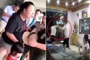 Nóng nhất tuần qua: Từ đánh vợ đến chửi nhân viên sân bay trước mặt con