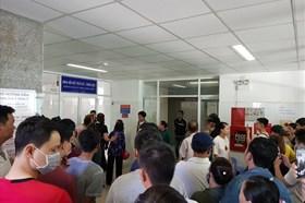 Đà Nẵng: Bị can nhập viện trong tình trạng nguy kịch đã tử vong
