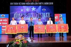 84 thí sinh đạt danh hiệu an toàn vệ sinh viên xuất sắc