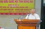 Ông Hồ Văn Năm nộp đơn xin thôi Trưởng Đoàn Đại biểu quốc hội tỉnh Đồng Nai