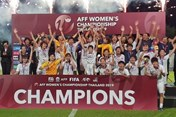 Hạ đẹp Thái Lan để vô địch AFF Cup, tuyển nữ Việt Nam được thưởng 1 tỉ đồng