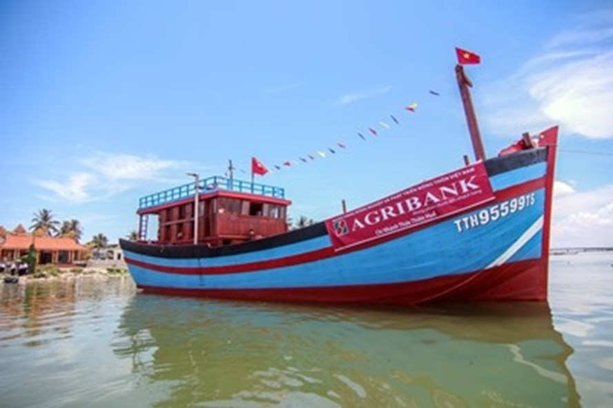 Agribank là NHTM tiên phong, chủ lực triển khai chính sách phát triển thủy sản