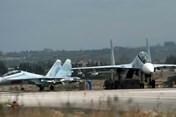 Đầu não của không quân Nga ở Syria bị tấn công