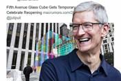 Apple ra mắt iPhone mới: Logo cầu vồng trong thư mời có ý nghĩa gì?