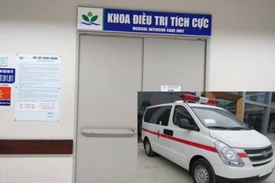 Bé trai 3 tuổi nghi bị bỏ quên nhiều giờ trên ôtô vẫn đang được tích cực điều trị tại Bệnh viện Nhi Trung ương.