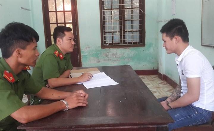 Hai trai trẻ bị khởi tố vì gây ra nhiều vụ trộm ở vùng biên Quảng Trị
