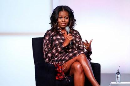 """Nóng nhất hôm nay: Vé buổi diễn thuyết của bà Obama bán với giá """"sốc"""""""