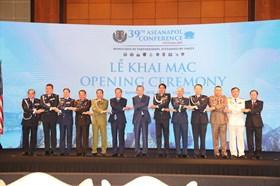 Hội nghị Tư lệnh Cảnh sát các nước ASEAN lần thứ 39 sẽ bàn những gì?