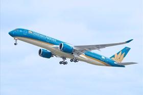 Vietnam Airlines phản hồi thông tin máy bay tiếp cận 2 lần mới hạ cánh